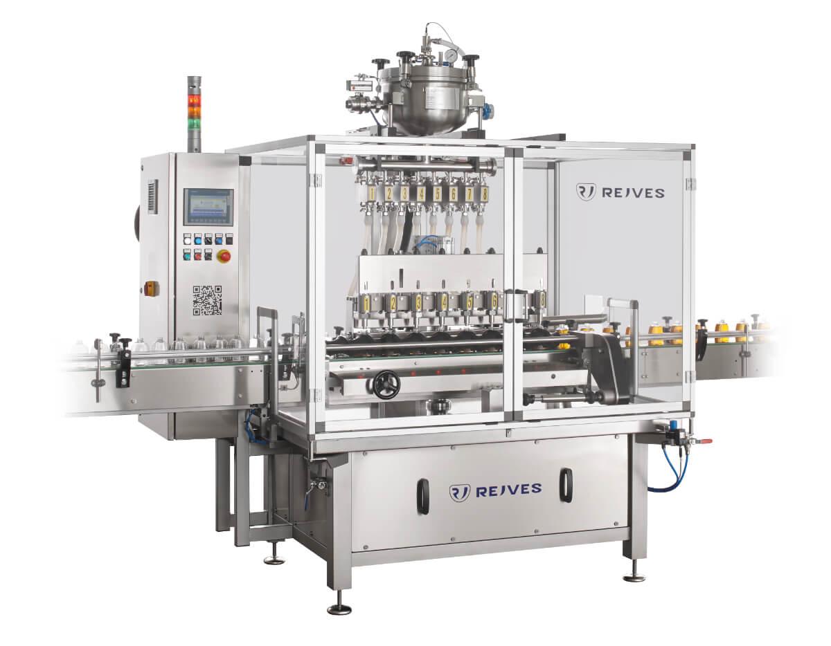rejves machinery linear filling main