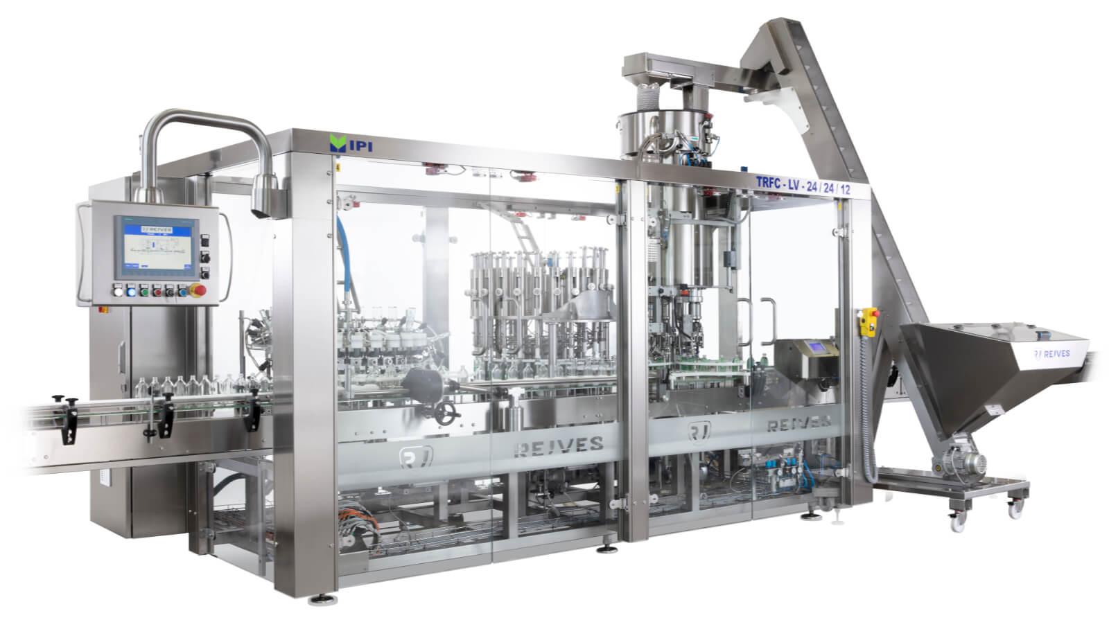 rejves machinery rotary monoblocs